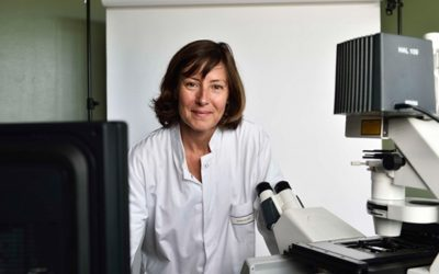 Sophie ALLART Laureate of the 2017 Inserm Innovation Prize
