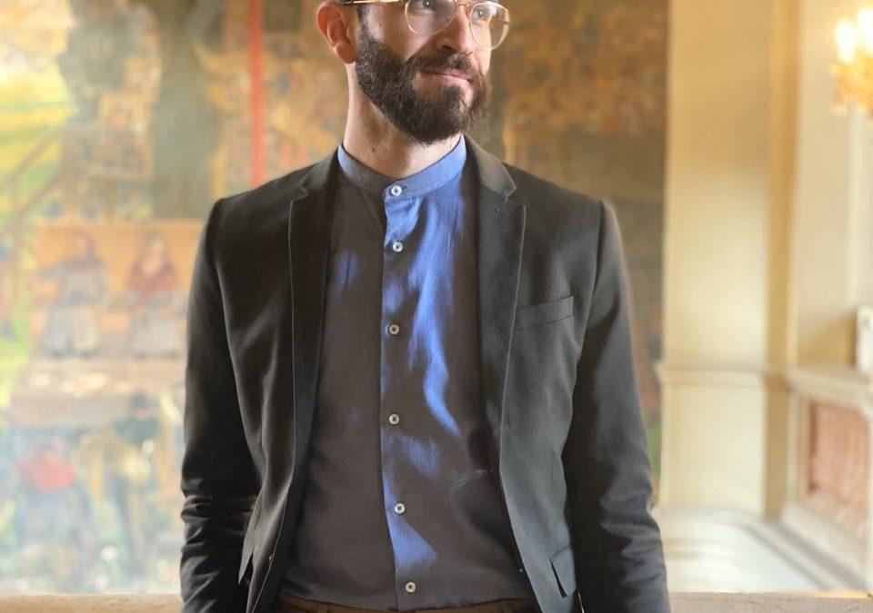 Ali Youness, doctorant au CPTP, Lauréat du Prix Jeune Chercheur de la Fondation de Treilles 2020