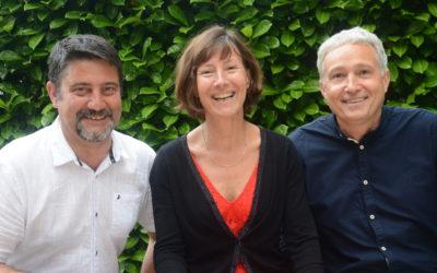 Sophie ALLART, lauréate de la médaille Cristal collectif CNRS 2021